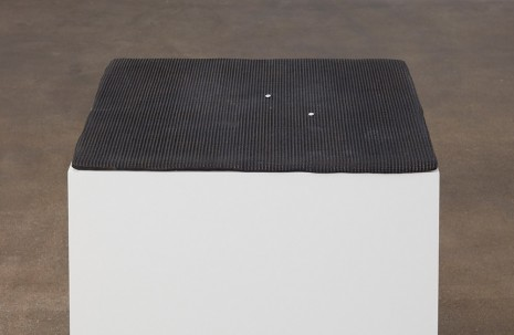 Valentin Carron, A carpet two tablets, 2016, David Kordansky Gallery