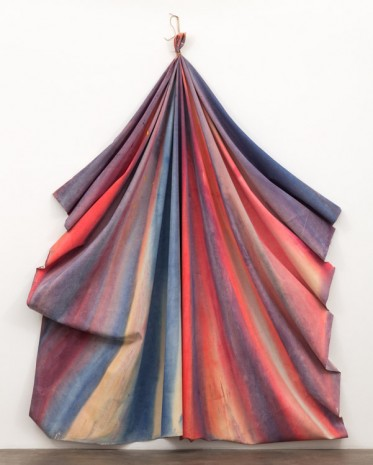 Sam Gilliam, One On, 1970, David Kordansky Gallery