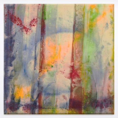 Sam Gilliam, Change, 1970, David Kordansky Gallery