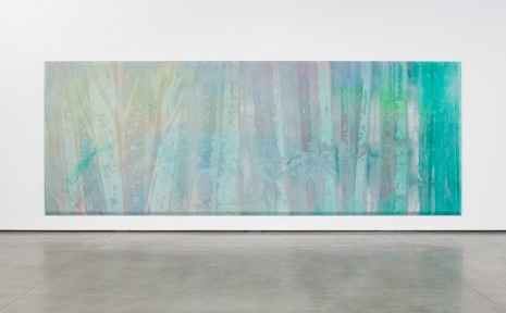 Sam Gilliam, Green April, 1969, David Kordansky Gallery