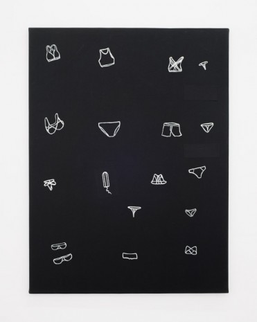 Gerda Scheepers, Some of my underwear, 2016, Mary Mary