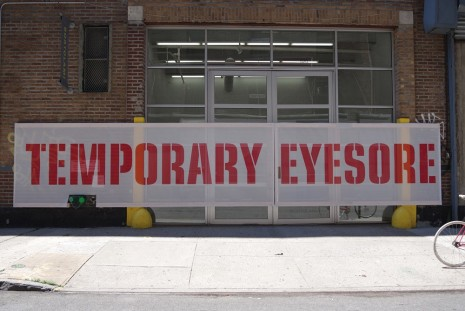 Scott King, Temporary Eyesore, 2008-2016 , Bortolami Gallery