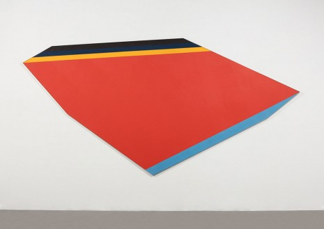 Kenneth Noland, Adjoin, 1980 , Luhring Augustine