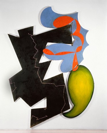 Elizabeth Murray, Sentimental Education, 1982 , Luhring Augustine