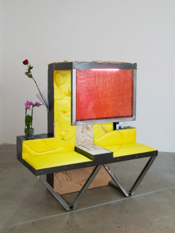 Neïl Belofa , Love Bench, 2016, Vilma Gold