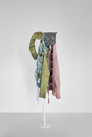 Donna Huanca, To be titled, 2016, Peres Projects