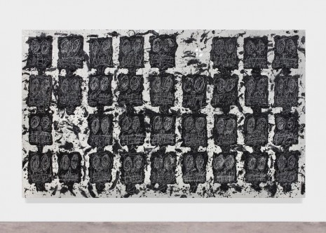 Rashid Johnson, Untitled Anxious Audience, 2016 , Hauser & Wirth