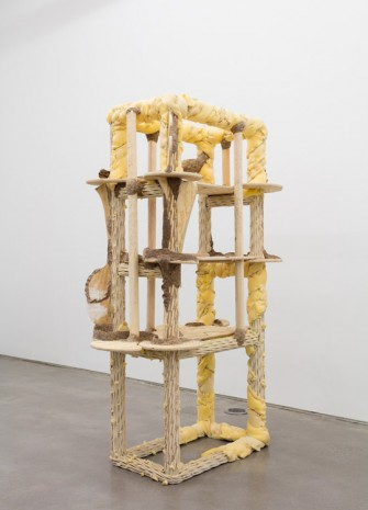 Jessi Reaves, Deals 3 Damage (Wicker Shelf), 2016, team (gallery, inc.)