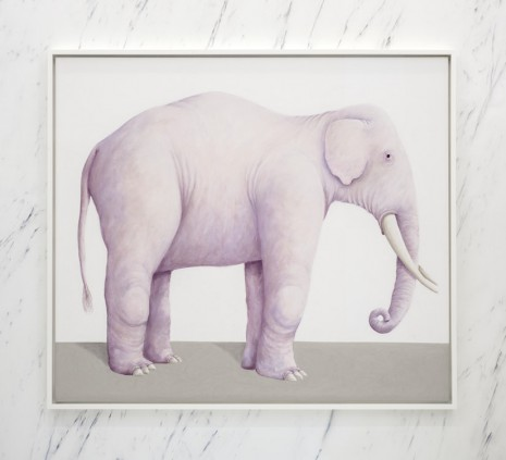 Nicolas Party, Elephant, 2016 , The Modern Institute