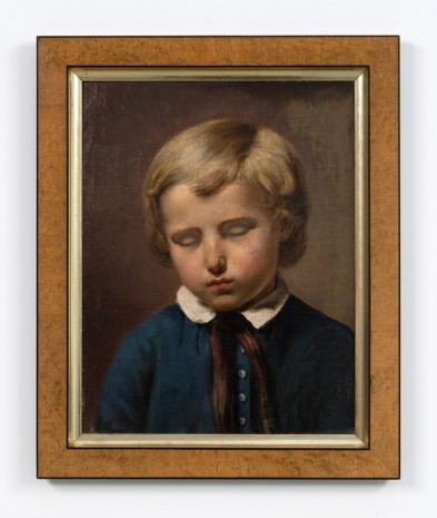 Hans-Peter Feldmann, Boy with closed eyes, , 303 Gallery