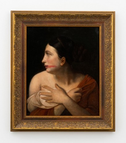 Hans-Peter Feldmann, Woman with lipstick, , 303 Gallery