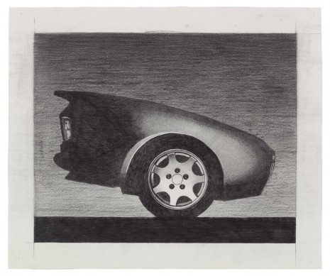 Peter Cain, 280Z, 1990, Matthew Marks Gallery