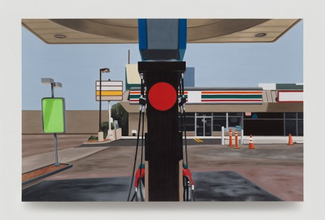 Peter Cain, Mobil, 1996, Matthew Marks Gallery
