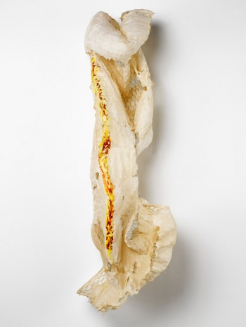 Lynda Benglis, CURTAINS, 2015-16 , Cheim & Read
