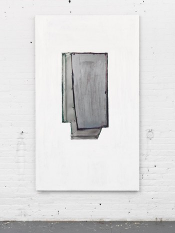 Erik Lindman, Untitled (Cleft), 2015-2016 , Almine Rech Gallery
