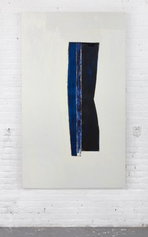 Erik Lindman, Untitled (Blue Bells), 2015-2016 , Almine Rech Gallery