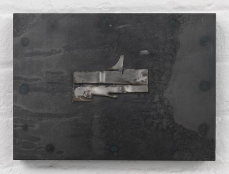 Erik Lindman, Second Slow Latch, 2016, Almine Rech Gallery