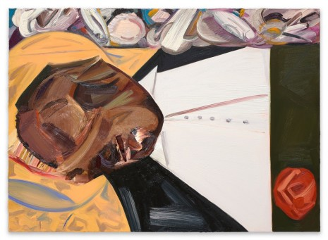 Dana Schutz, Open Casket, 2016, Contemporary Fine Arts - CFA