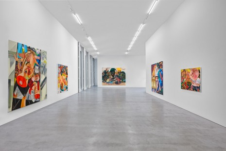 Dana Schutz Contemporary Fine Arts - CFA