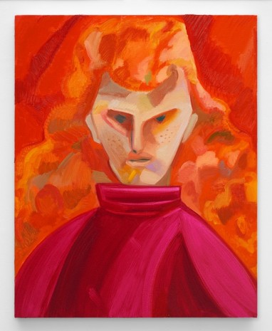 Dana Schutz, Red, 2016, Contemporary Fine Arts - CFA