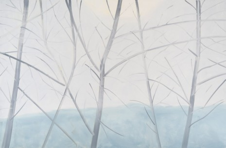 Alex Katz, Light Landscapes 2, 2016, Galerie Thaddaeus Ropac
