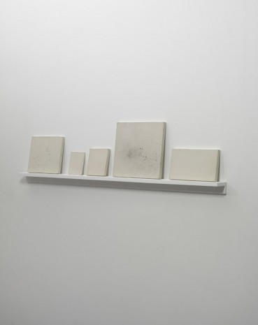 John Latham, Five noits: One Second Drawings, 1971-1972 , Lisson Gallery