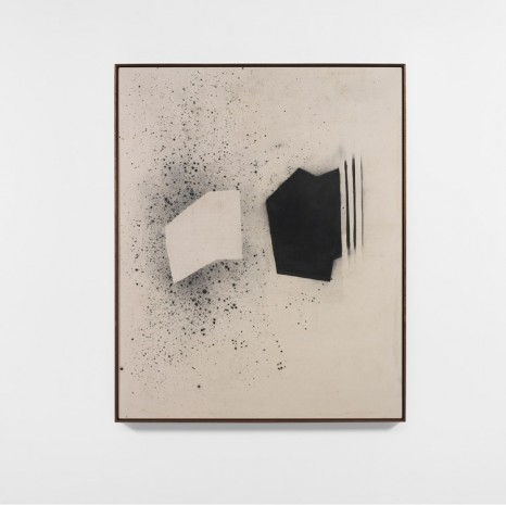 John Latham, Winter Landfall, 1965 , Lisson Gallery