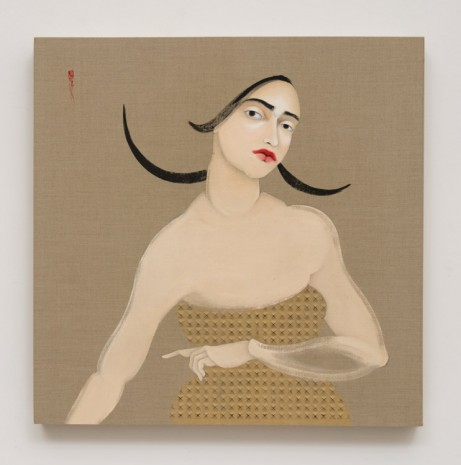Hayv Kahraman, Get Directions: Left, 2016, The Third Line