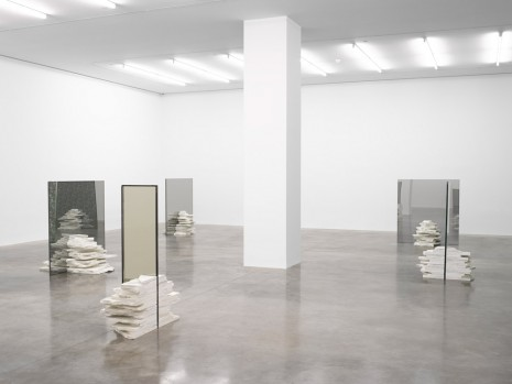 Virginia Overton White Cube