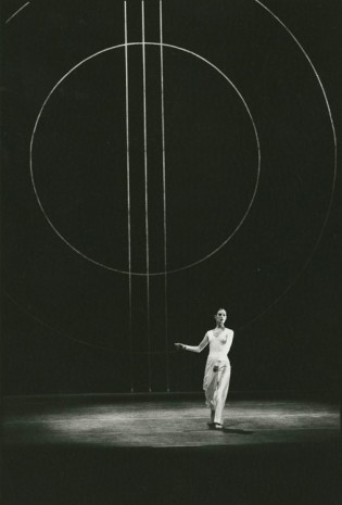 Lucinda Childs, Dance, 1979, Galerie Thaddaeus Ropac