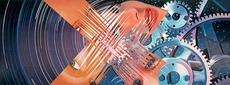 James Rosenquist, Four New Clear Women, 1982 , Galerie Thaddaeus Ropac
