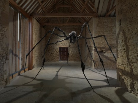 Louise Bourgeois, Spider , 1996, Hauser & Wirth Somerset