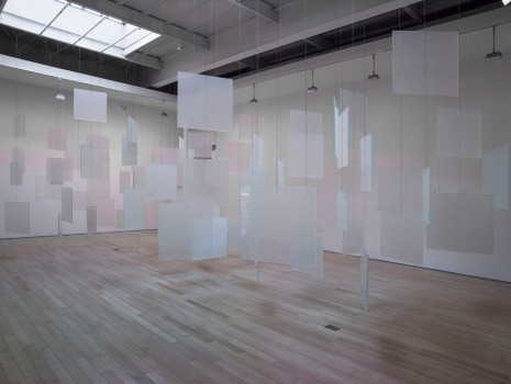 Spencer Finch, Thank You, Fog, 2016 , James Cohan Gallery