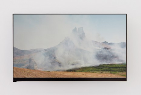 Geert Goiris, Burning Mountain, 2015, Art : Concept