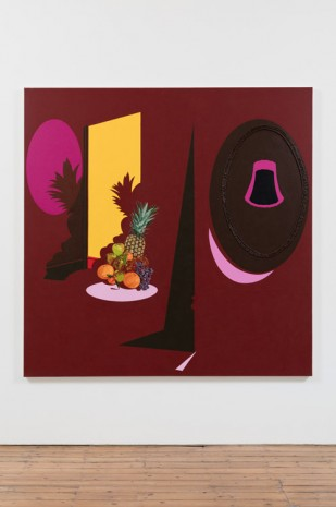 Patrick Caulfield, Fruit Display, 1996 , The Approach