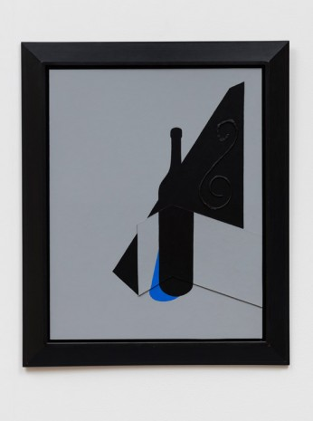 Patrick Caulfield, Tall Bottle, 1998, The Approach