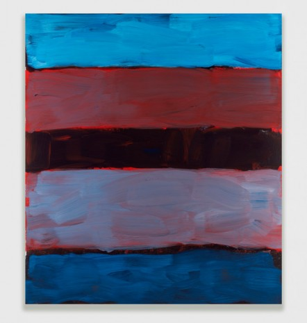 Sean Scully, Landline Lost-Land, 2016, Timothy Taylor