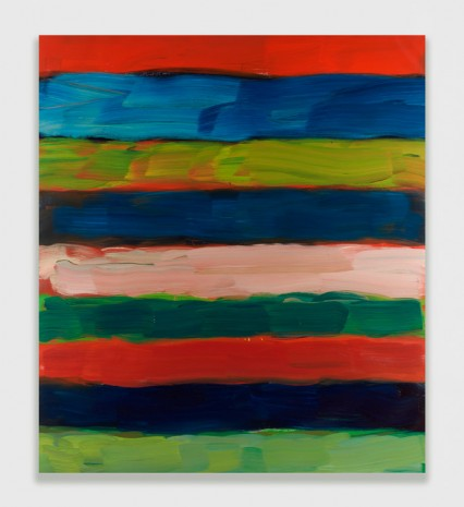 Sean Scully, Landline Bloom, 2016 , Timothy Taylor