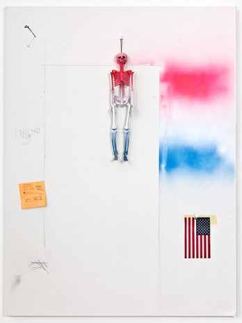 Michael St. John, In the Studio Twenty Eleven, 2011, Andrea Rosen Gallery