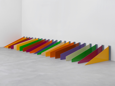 Liam Gillick, A view constructed once they had stopped..., 2011, Galerie Eva Presenhuber
