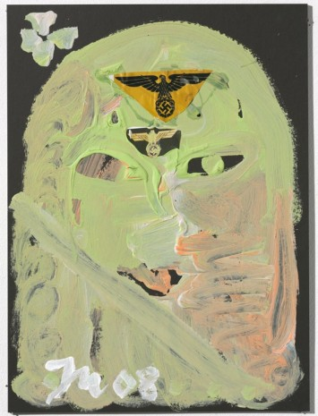 Jonathan Meese, Untitled, 2008, David Nolan Gallery