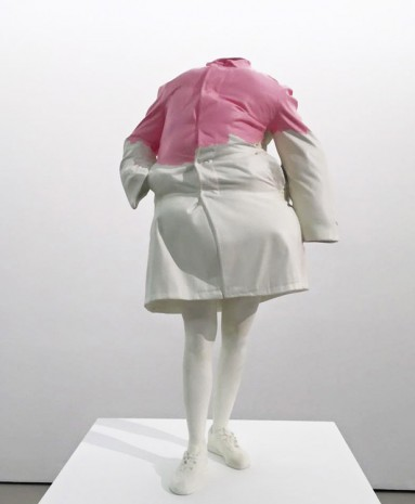 Erwin Wurm, she-pop , 2012, Cristina Guerra Contemporary Art