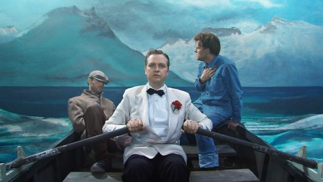 Ragnar Kjartansson, World Light - The Life and Death of an Artist, 2015, Luhring Augustine