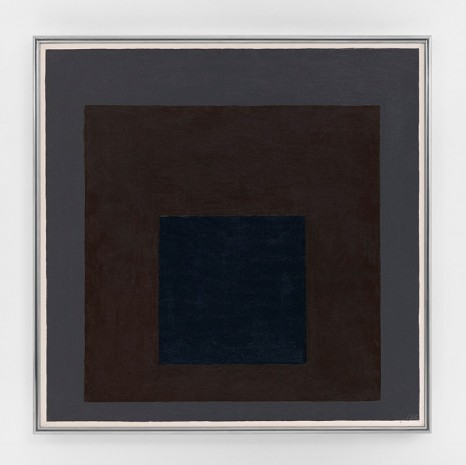 Josef Albers, Homage to the Square, 1962, David Zwirner