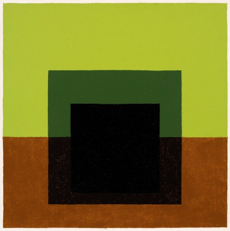 Josef Albers, Homage to the Square, , David Zwirner