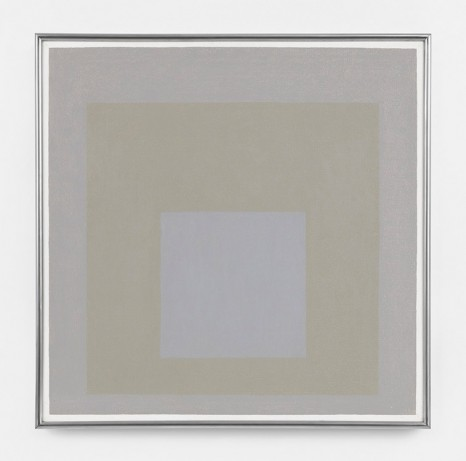 Josef Albers, Study for Homage to the Square: Far in Far, 1965, David Zwirner