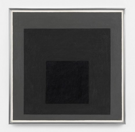 Josef Albers, Study for Homage to the Square: Late Exchange, 1964 , David Zwirner