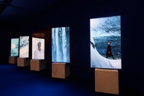 Isaac Julien, Stones Against Diamonds (Ice Cave), 2015 , Roslyn Oxley9 Gallery
