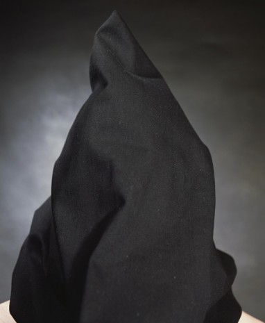 "Andres Serrano, Francie McGiugan, ""The Hooded Men"" (Torture), 2015, Galerie Nathalie Obadia"