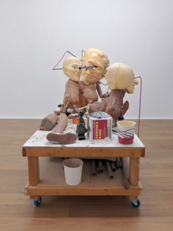 Paul McCarthy, Puppet, 2005-2008, Hauser & Wirth
